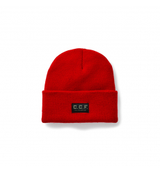 Filson C.C.F. Acrylic Watch Cap Beanie Dark Red