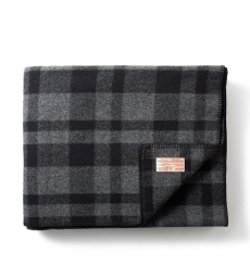 Filson MacKinaw Blanket 11080110 Gray/Black