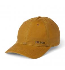 Filson Oil Tin Low-Profile Cap 20172158 Black