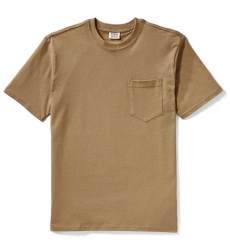 Filson Outfitter Solid Pocket T-shirt Otter Green