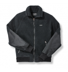 Filson Sherpa Fleece Jacket Black