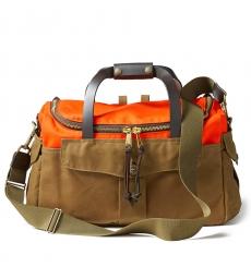 Filson Heritage Sportsman Bag 11070073 Orange/Tan