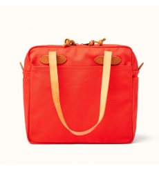 Filson Tote Bag With Zipper 11070261 MackinawRed