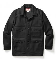Filson Mackinaw Wool Cruiser black