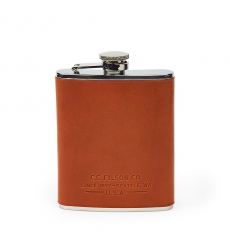 Filson Flask 11069201-Dark Tan