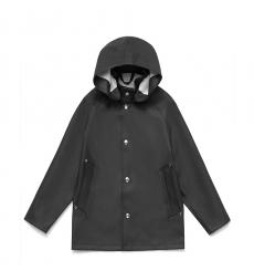 Stutterheim Mini Black Raincoat