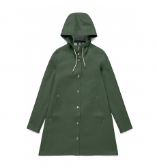 Stutterheim Raincoat Mosebacke Green