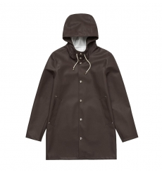 Stutterheim Stockholm Raincoat Amazon Green