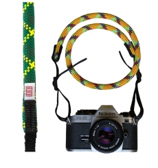 Topo Designs Camera Strap Green