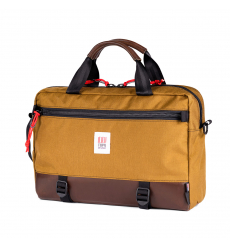 Topo Designs Commuter Briefcase Duck Brown