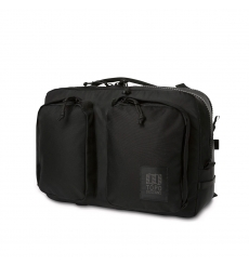 Topo Designs Global Briefcase Ballistic Black