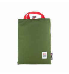 Topo Designs Laptop Sleeve Olive