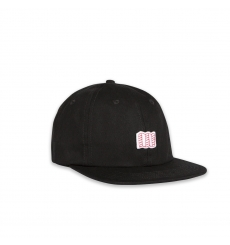 Topo Designs Mini Map Hat Black