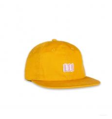 Topo Designs Mini Map Hat Mustard