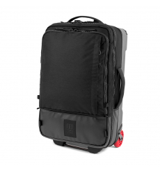 Topo Designs Travel Bag Roller trolley Premium Black