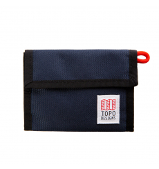 Topo Designs Velcro Wallet Navy
