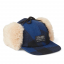 Filson Double Mackinaw Cap 20184230 Cobalt Black