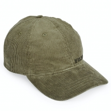 Filson Cord Low-Profile Cap Olive