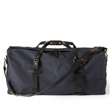 Filson Rugged Twill Duffle Bag Large 11070223-Navy