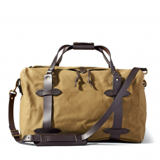 Filson Rugged Twill Duffle Bag Medium 11070325-Tan