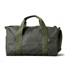 Filson Tin Cloth Field Duffle Bag Medium 11070015-Spruce