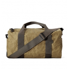 Filson Tin Cloth Field Duffle Bag Small 11070110-DarkTan/Brown