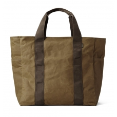 Filson Grab 'N' Go Tote Bag Large 11070391-DarkTan/Brown