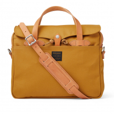 Filson Rugged Twill Original Briefcase 20195528-Chessie Tan