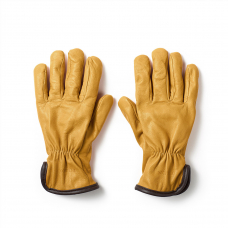 Filson Original Lined Goatskin Gloves 11062022-Tan
