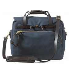 Filson Rugged Twill Padded Computer Bag 11070258-Navy