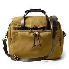 Filson Rugged Twill Padded Computer Bag 11070258-Tan
