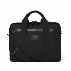 Filson Ripstop Nylon Compact Briefcase 20203678-Black
