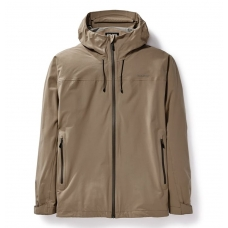 Filson Swiftwater Rainshell Jacket Rugged Tan