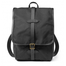 Filson Tin Cloth Backpack 11070017-Black