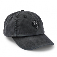 Filson Washed Low Profile Cap 20204530-Faded Black Wolf