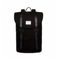 Sandqvist Stig backpack Black