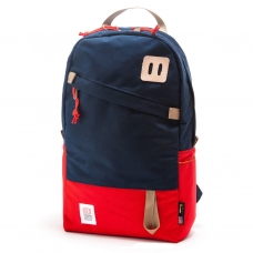 Topo Designs Daypack Red/Navy