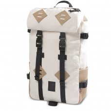 Topo Designs Klettersack Natural/Khaki Leather
