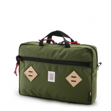 Topo Designs Mountain Briefcase Olive