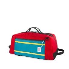 Topo Designs Mountain Duffel Rood (40L)