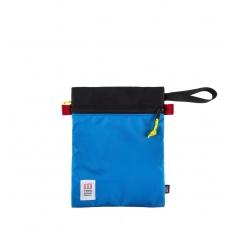 Topo Designs Utility Bag Zwart/Royal