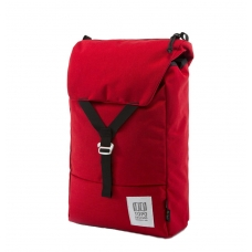 Topo Designs Y-Pack Backpack Rood