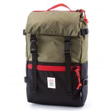 Topo Designs Rover Pack Black/Olive