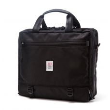 Topo Designs 3 Day Briefcase Ballistic Black