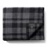 Filson Mackinaw Wool Blanket 11080110-Gray Black
