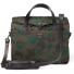Filson Waxed Rugged Twill Original Briefcase 20226928-Dark Wax Shrub Camo
