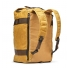 Filson Tin Cloth Duffle Pack 20077085-Dark Tan/Brown