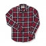 Filson Scout Shirt Red/Black/White