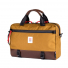 Topo Designs Commuter Briefcase Duck Brown/Dark Brown Leather