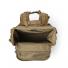 Filson Alcan Tin Cloth Tool Backpack 20167379-Dark Tan inside